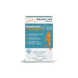 Granions Chondrosteo+ Collagène Activ - 30 gélules