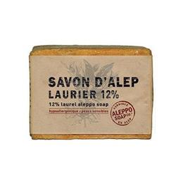 Aleppo soap co Savon d'Alep Laurier 12% - 200g