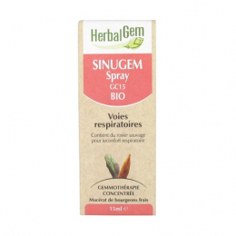 Herbalgem Sinugem spray BIO - 15ml