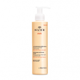 Nuxe Sun Lait fraîcheur après-soleil visage et corps - 400ml