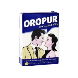 Oropur Haleine Purifiée capsules molles - x50