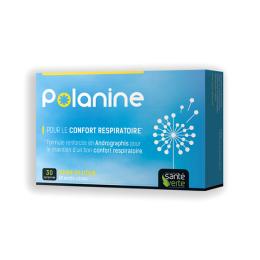 Santé verte Polanine - 30 comprimés