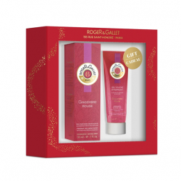 Roger & Gallet Coffet Noël Gingembre rouge
