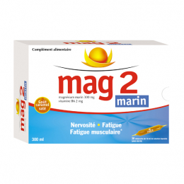 Mag 2 marin - 30 ampoules buvables