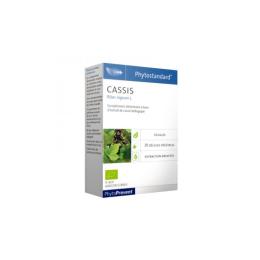 Pileje Phytostandard Cassis - 20 gélules