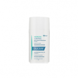 Ducray hidrosis control roll-on anti transpirant 48h - 40ml