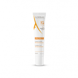 A-derma Protect fluide invisible SPF50+ - 40ml