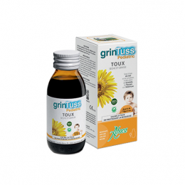Aboca grinTuss pediatric toux sèche et grasse - 210g