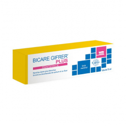 Bicare plus dentifrice - 75ml