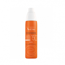 Avene spray SPF50+ visage & corps - 200ml