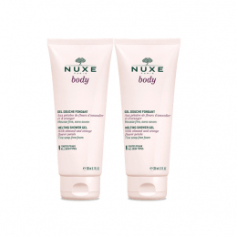 Nuxe Body Gel douche fondant - 2x200ml