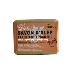 Aleppo soap co Savon d'Alep Exfoliant argan BIO - 100g