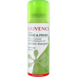 Jouvence Spray Tonic & Fresh 125ml
