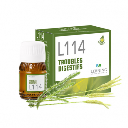 Lehning L114 Troubles digestifs - 30ml