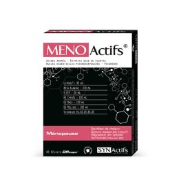 Aragan Synactifs Menoactifs ménopause  - 60 gélules