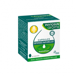 Phytosun Arom Aromadoses défenses naturelles - 30 capsules
