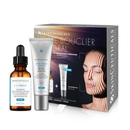 Skinceuticals Coffret bouclier intégral CE Ferulic - 30 ml + Ultra facial dense offert