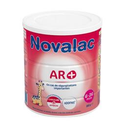 Novalac AR+ de 6 à 36 mois - 800g