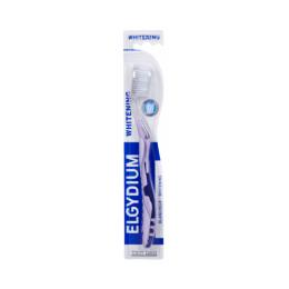 Elgydium brosse à dents blancheur - Medium