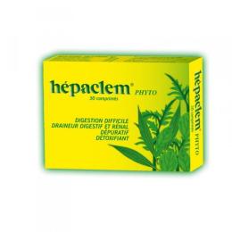 Hepaclem Phyto Comprimé - x30 comprimés
