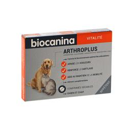 Biocanica Arthroplus Chien et chat - 40 comprimés