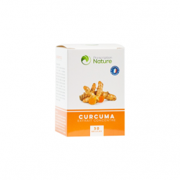 Prescription Nature Curcuma - x30 gélules