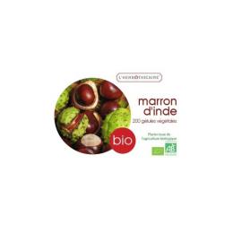 L'herbothicaire marron d'inde BIO - 200 gélules végétales