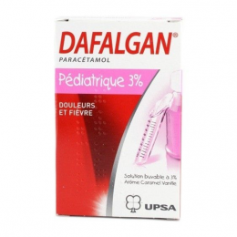 Dafalgan pediatrique 3% - 90ml