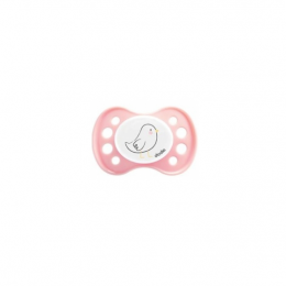 Dodie Sucette fille silicone - 0-2m