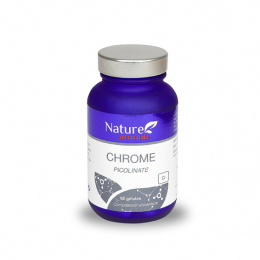 Nature Attitude Chrome picolinate - 60 Gélules