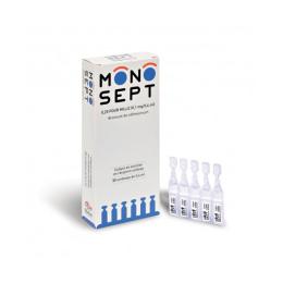 Monosept 0,025% collyre - 30 unidoses