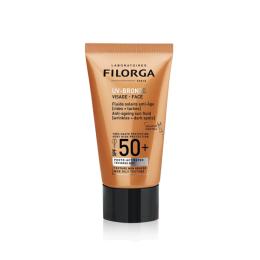 Filorga Uv bronze fluide solaire anti-âge spf50+ - 40ml