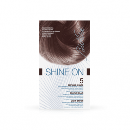 Bionike Shine on soin coloration - 05 Chatain clair