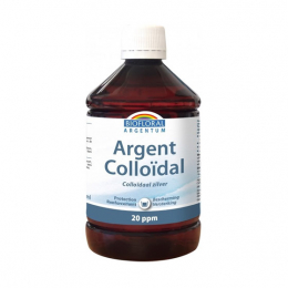 Biofloral Argent colloïdale 20PPM naturel - 500ml