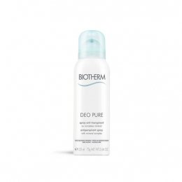 Biotherm Déo pure Spray anti transpirant - 125ml