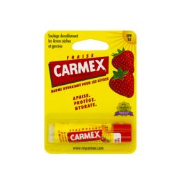 Carmex Baume à lèvres fraise sfp15 - 4,25g