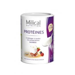 Milical Protéines gôut vanillé - 32 dosettes