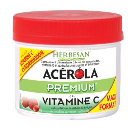 Herbesan Acérola premium - 90 comprimés