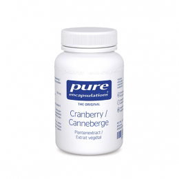 Pure encapsulations Canneberge - 60 capsules