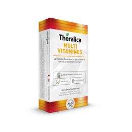 Theralica Multi-vitamines - 45 gélules