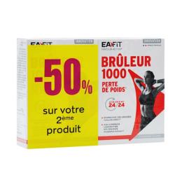 Eafit Brûleur 1000 - 2x60 comprimés