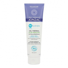 Jonzac rehydrate gel thermal hydratant aloé vera 150ml