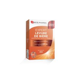 Forté Pharma Expert levure de bière - 56 capsules