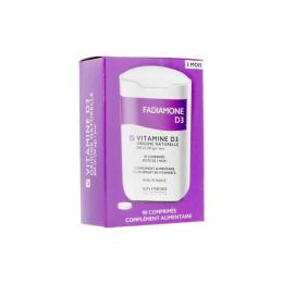 Fadiamone D3 vitamines - 90 comprimés