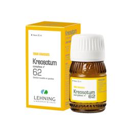 Lehning Kreosotum Complexe n°62 - 30ml