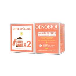 Oenobiol Solaire Express - 2x15capsules