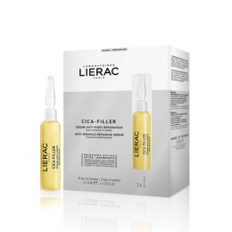 Lierac Cica-Filler Sérum anti-rides réparateur - 3x10ml