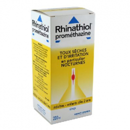 Rhinathiol Promethazine Sirop - 200ml