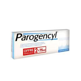 Parogencyl Dentifrice Prévention Gencives - 2x75ml
