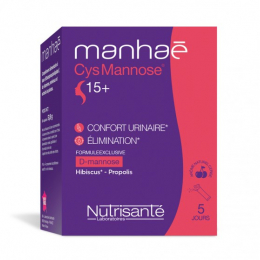 Manhaé Cys Mannose - 10 sticks